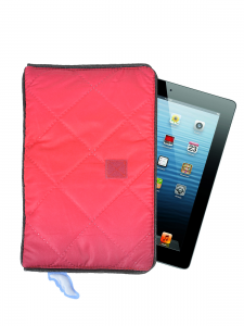 TABLET COVER RED DEGRADEE