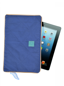 TABLET COVER BLUE