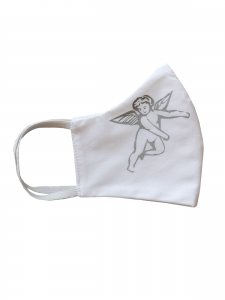 ANGEL MASK WHITE