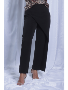 PANTS WITH FOLD